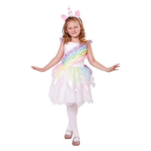 Disfraz Unicornio Arco Iris Infantil