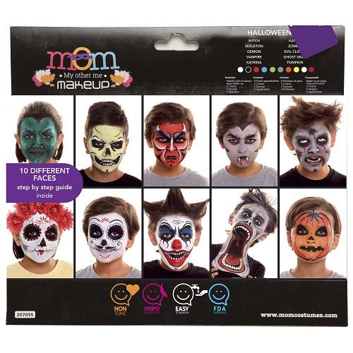 Set Maq. Fiesta Halloween Inf. De-Luxe 20 X 23 X 2 Cm