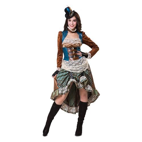 Disfraz Steampunk Lady Mujer