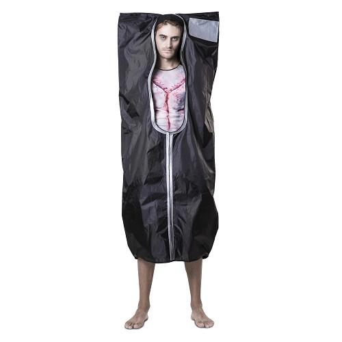 Disfraz Bolsa Cadaver Adulto