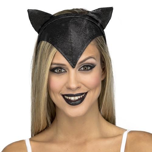 Diadema Gato Negro