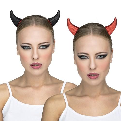 Pinzas Cuernos Demonios 2 Surtidos