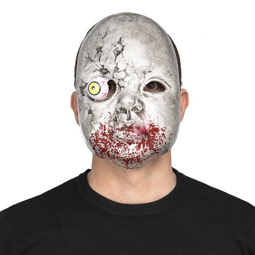Máscara Con Ojo Adulto
