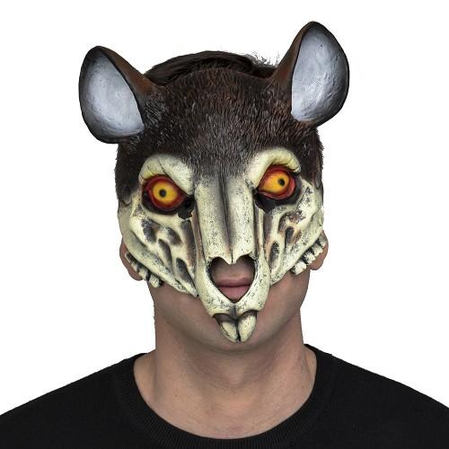 Máscara Lobo Sangriento Adulto