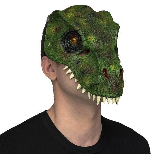 Máscara Dinosaurio Adulto