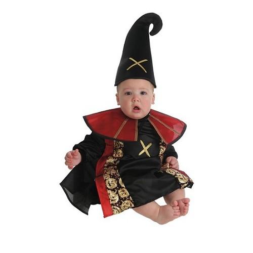 Fantasia de bebê Markus assistente (0 a 12 meses)