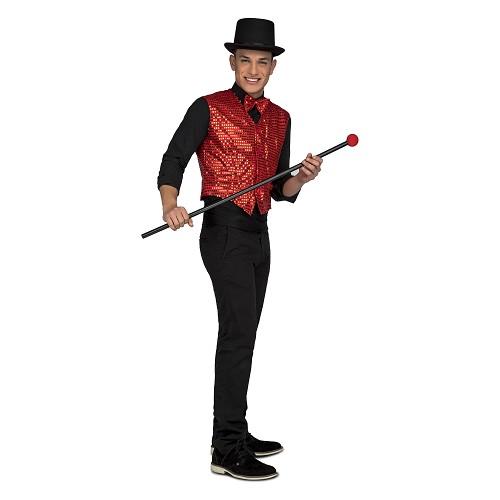 Chaleco Showman Rojo