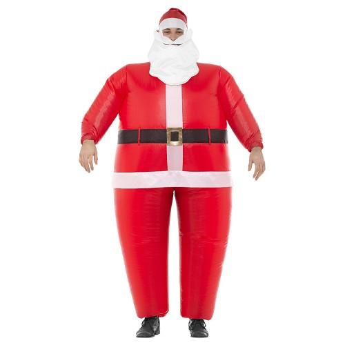 Hinchable Papá Noel