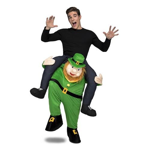 Disfraz Ride-On Saint Patrick Unica