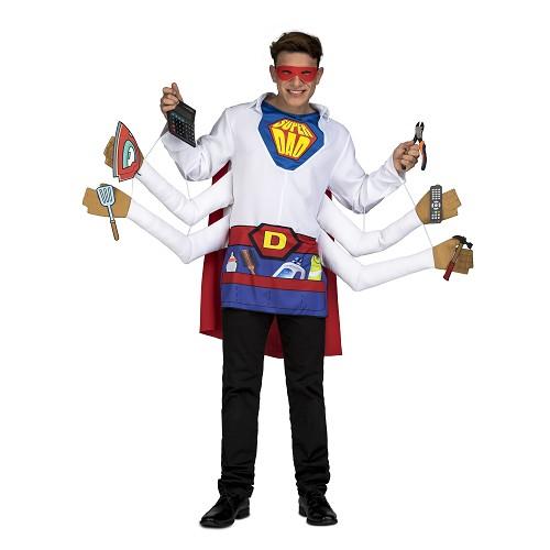 Disfraz Super Padre Hombre