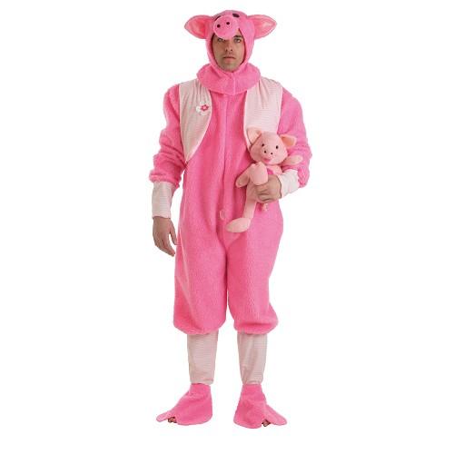 Fantasia adulto porco