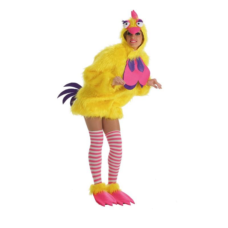 Fantasia adulto frango