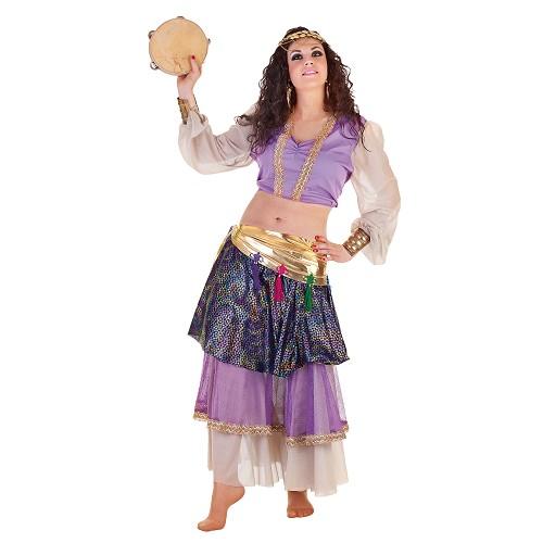 Fantasia adulto árabe dançarina