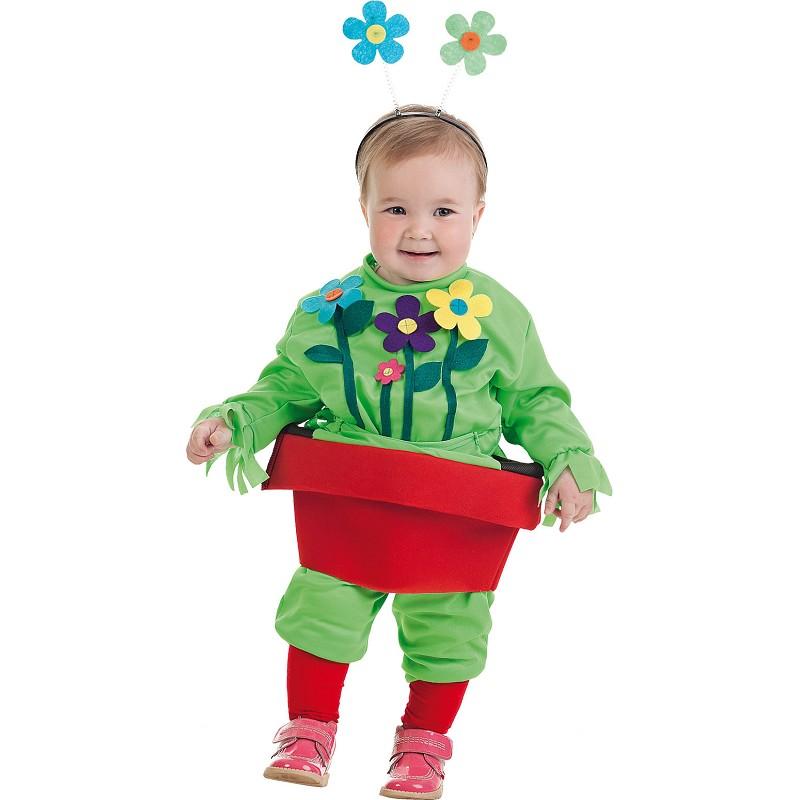 Fantasia bebê pote (0-12 meses)