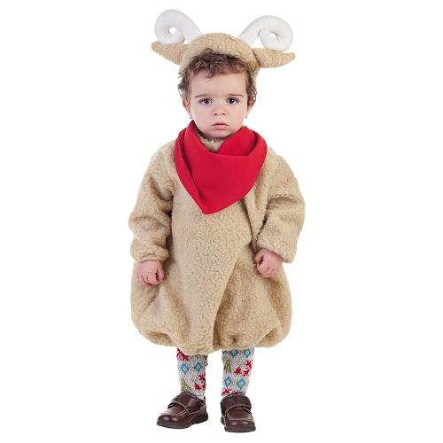 Fantasia bebê ovelhas (0-12 meses)
