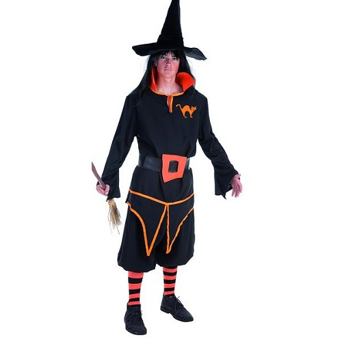 Mágico de fantasia adulto Carolus
