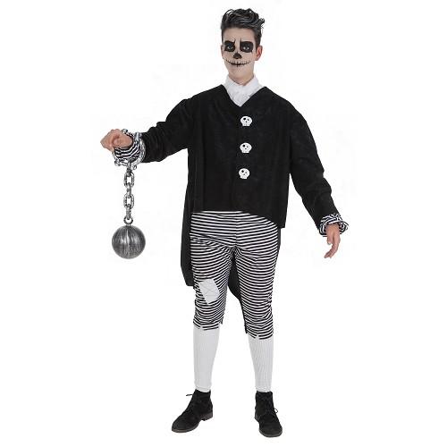Fantasia adulto Skeletman