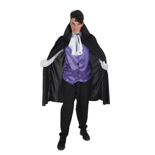 Fantasia adulto vampiro malva