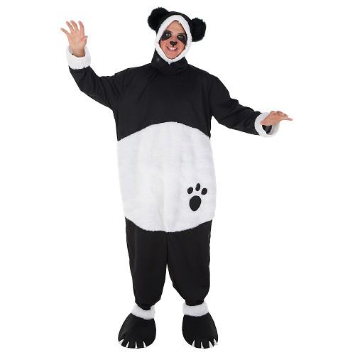 Fantasia adulto Panda fofinho