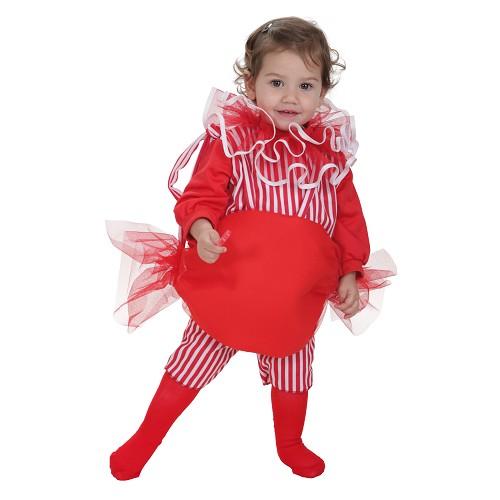 Fantasia bebê doces (0-12 meses)