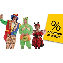 Outlet disfarces (-50% DTO.)