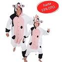 Disfarces de Vaca Engraçada