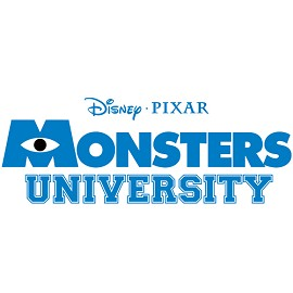 Disfarces Monster University