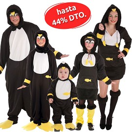 Disfarces de Pingüim Fofinho