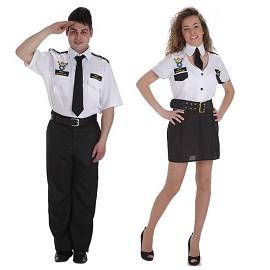 Disfarces de Piloto de Aeronaves
