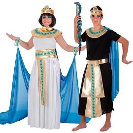 Disfarces de Egípcios