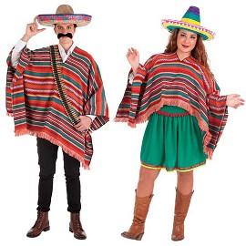 Disfarces de Mexicanos