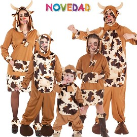 Disfarces de Vaca Fofinha
