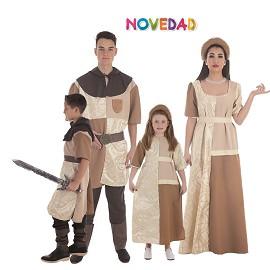 Disfarce de Cavaleiro das Cruzadas