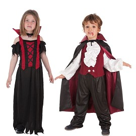 Disfarces de Vampiro Infantil