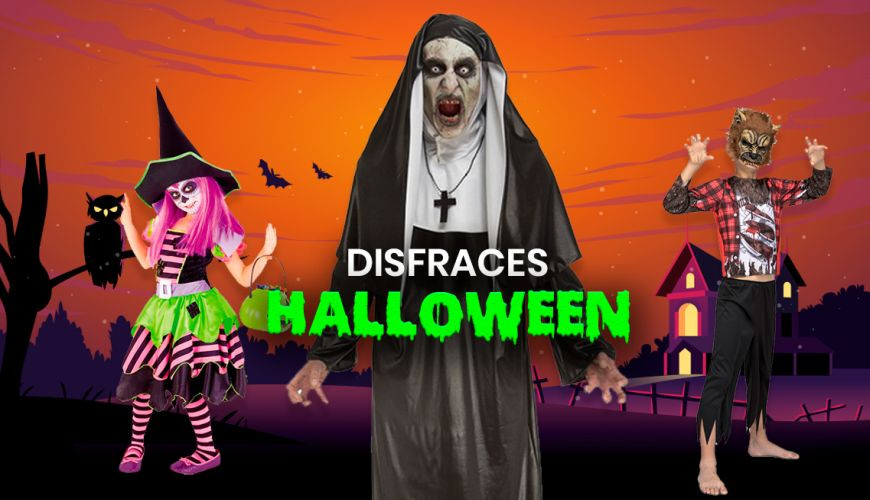 Fatos de Halloween