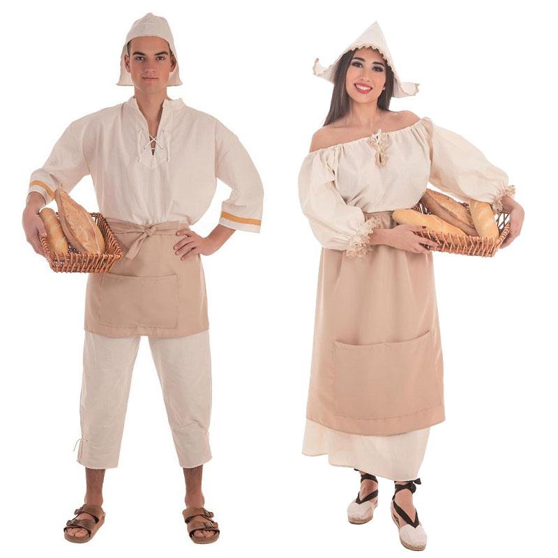 Disfraces de Molinero y Molinera