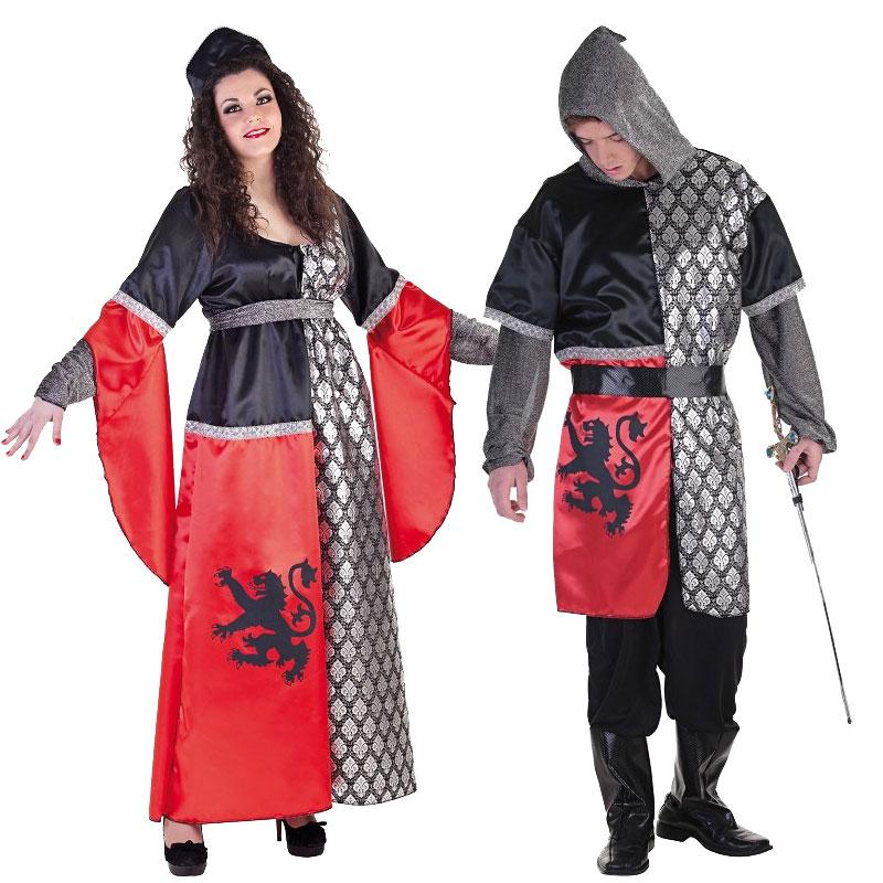 Disfraces Caballero León