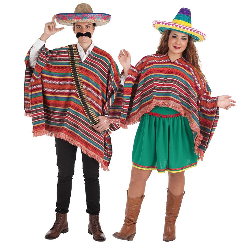 Disfraces Mexicanos