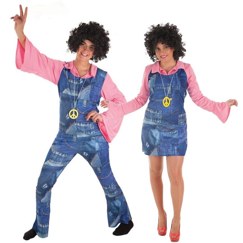 Disfraces Hippie Vaquero