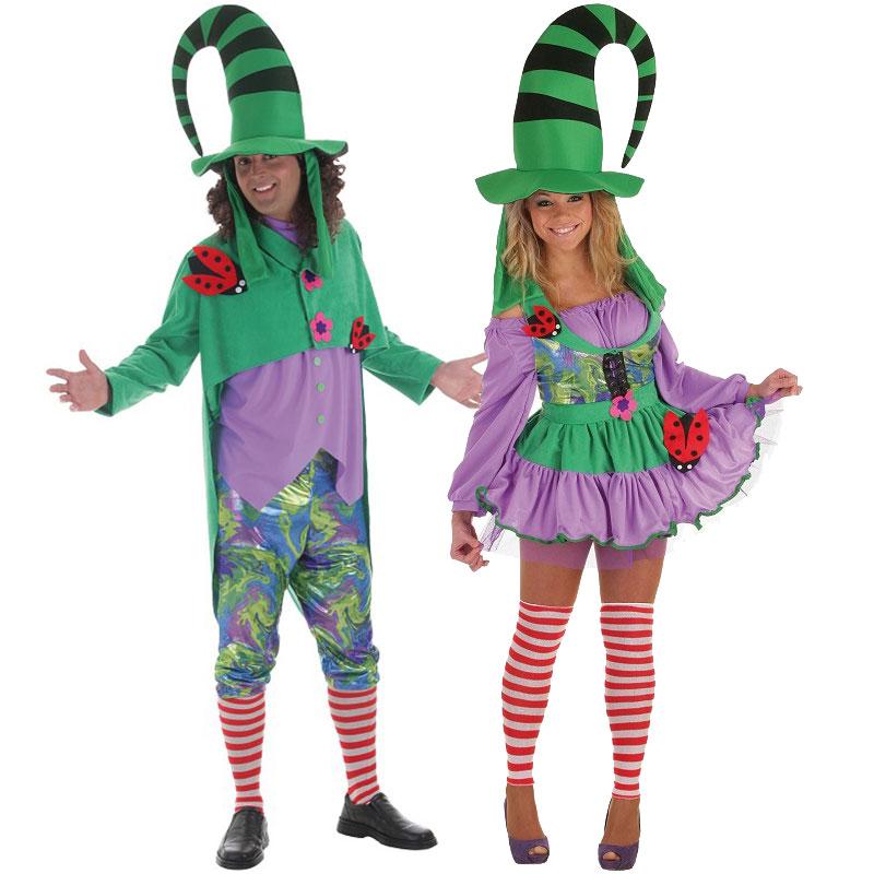 Disfraces Duende Verde