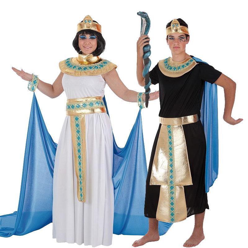 Disfraces Faraones