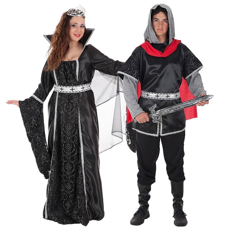 Disfraces Reyes Cruzados